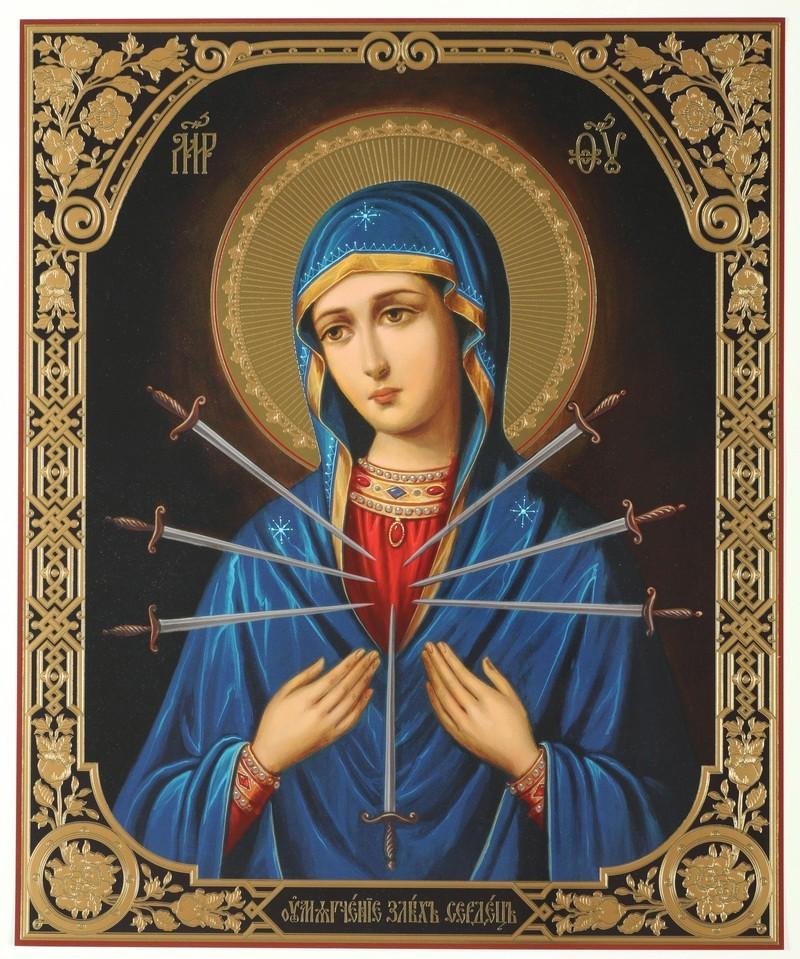 икона богородица умягчение злых сердец фото результате расторжения