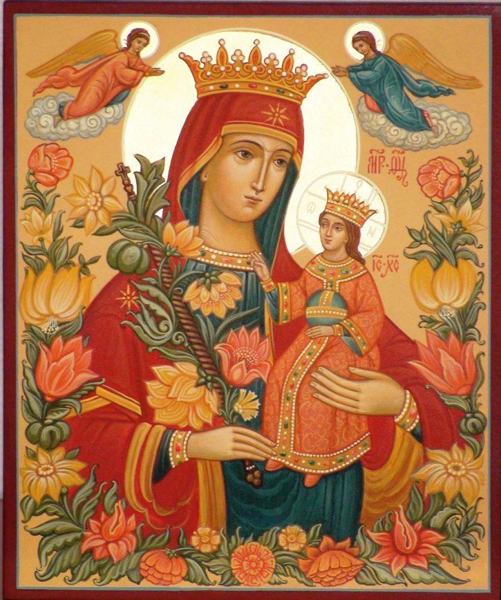 образ Девы Марии