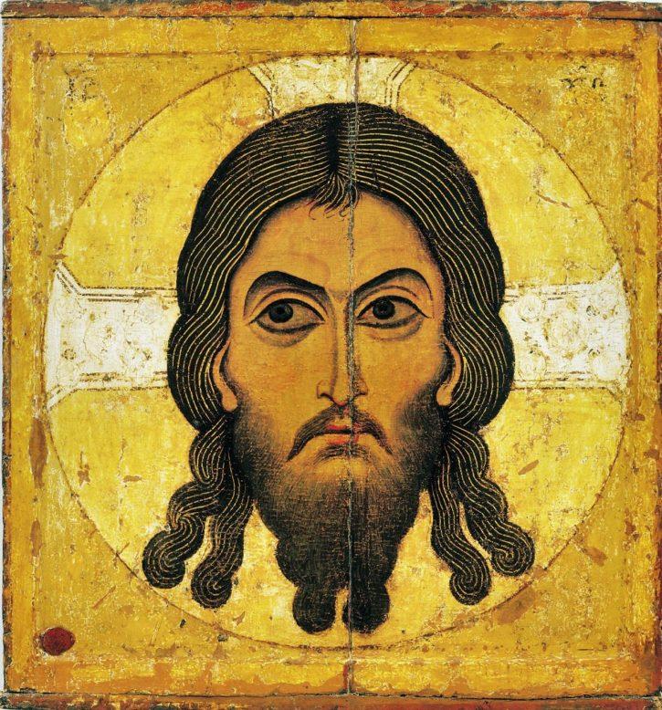 икона кисти Рублева